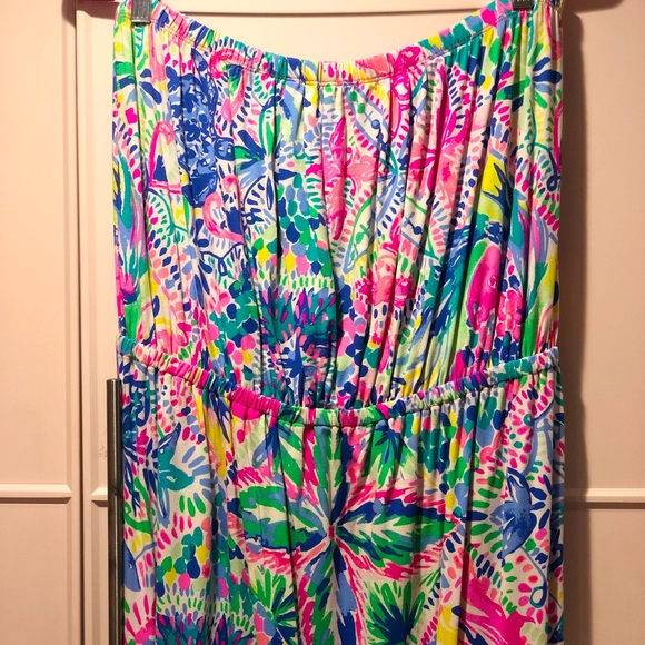 NWOT Lilly Pulitzer Maxi